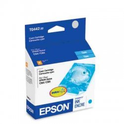 Epson - T044220 - Epson Original Ink Cartridge - Inkjet - 400 Pages - Cyan - 1 Each