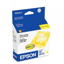 Epson - T044420 - Epson Original Ink Cartridge - Inkjet - 400 Pages - Yellow - 1 Each