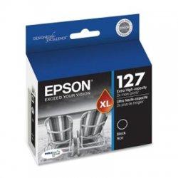 Epson - T127120 - Epson DURABrite Original Ink Cartridge - Inkjet - Black - 1 Each