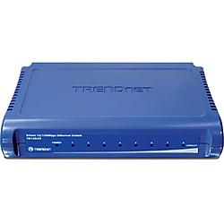 TRENDnet - TE100-S8 - TRENDnet TE100-S8 8-port Fast Ethernet Switch - 8 x 10/100Base-TX