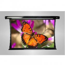"Elite Screens - TE110HW2 - Elite Screens TE110HW2 CineTension2 Ceiling/Wall Mount Electric Tensioned Projection Screen (110"" 16:9 Aspect Ratio) (CineWhite) - CineWhite - 110"" Diagonal"