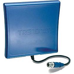TRENDnet - TEW-AO14D - TRENDnet TEW-AO14D 14dBi Outdoor High-Gain Directional Antenna - 14 dBiDirectionalDirectional