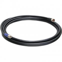 TRENDnet - TEW-L406 - TRENDnet LMR400 N-Type Antenna Extension Cable - N-type Male - N-type Female - 19.69ft