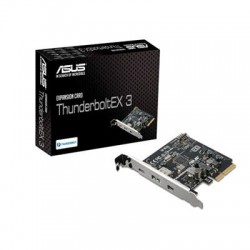 Asus - THUNDERBOLTEX 3 - Enabling Thunderbolt 3 Technology On Select X99 And Z170 Motherboards, The Thund