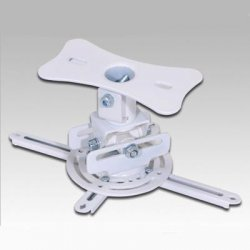 Atdec - TH-WH-PJ-FM-TAA - Telehook Flush to ceiling projector mount - Government Compliant TELEHOOK range flush to ceiling projector mount. Supports a large range of projectors weighing up to 15kgs.