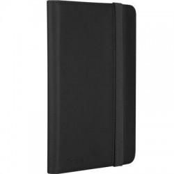 Targus - THZ206US - Targus Kickstand THZ206US Carrying Case for 7 Tablet - Black - Polyurethane, MicroFiber Interior - 7.8 Height x 5.4 Width x 0.6 Depth