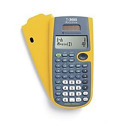 Texas Instruments - 30XSMV/TKT/1L1/B - TI 30XS MultiView TK Yellow