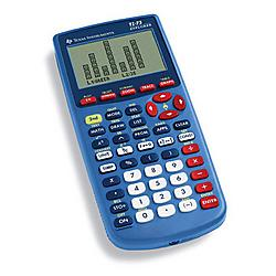 Texas Instruments - 73/TPK/1L1/C - Texas Instruments TI-73 Explorer Graphing Calculator Teachers Pack - 32 KB - RAM - 8 Line(s) - 16 Digits - LCD - Battery Powered - Blue