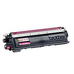 Brother International - TN210M - Brother Genuine TN210M Magenta Toner Cartridge. - Laser - 1400 Pages - Magenta - 1 Each