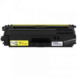 Brother International - TN336Y - Brother Genuine TN336Y High Yield Yellow Toner Cartridge - Laser - High Yield - 3500 Pages - Yellow - 1 Each
