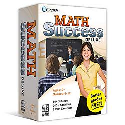 Topics Entertainment - 81048 - Math Success Deluxe