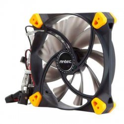 Antec - TRUE QUIET 140 - Antec TrueQuiet 140 Cooling Fan - 1 x 140 mm - 800 rpm