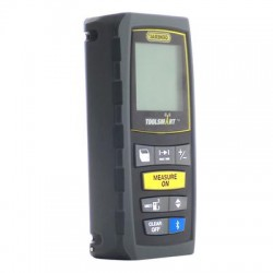 General Tools - TS01 - ToolSmart Bluetooth Connected Laser Distance Measurer 100-Ft