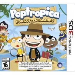 Ubisoft Entertainment - UBP10500976 - Ubisoft Poptropica: Forgotten Islands - Action/Adventure Game - Nintendo 3DS