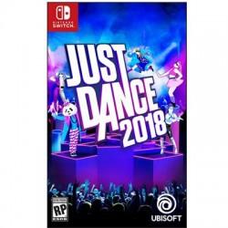 Ubisoft Entertainment - UBP10902112 - Ubisoft Just Dance 2018 - Simulation Game - Nintendo Switch