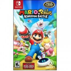 Ubisoft Entertainment - UBP10912110 - Ubisoft Mario + Rabbids Kingdom Battle (Day 1) - Role Playing Game - Nintendo Switch