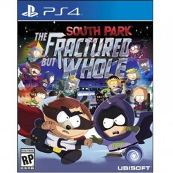 Ubisoft Entertainment - UBP30501092 - Ubisoft South Park: The Fractured But Whole - Role Playing Game - PlayStation 4