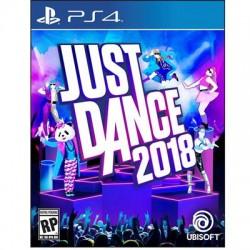 Ubisoft Entertainment - UBP30502112 - Ubisoft Just Dance 2018 - Simulation Game - PlayStation 4