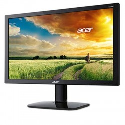 Acer - UM.HX0AA.A01 - Acer KA270H 27 LED LCD Monitor - 16:9 - 4 ms - 1920 x 1080 - 16.7 Million Colors - 300 Nit - Full HD - DVI - HDMI - VGA - MPR II
