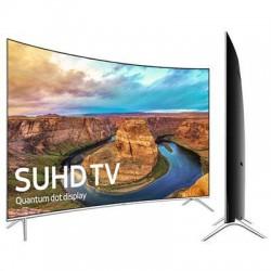 Samsung - UN55KS85002YW - 55 Curved UHD Smart TV BUN