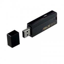 Asus - USB-N13 - ASUS USB-N13 Pro N USB Adaptor - USB - 300Mbps - IEEE 802.11n (draft)