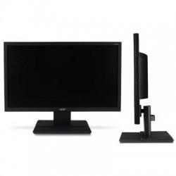 Acer - UM.HV6AA.001 - Acer V276HL 27 LED LCD Monitor - 16:9 - 6 ms - Adjustable Display Angle - 1920 x 1080 - 16.7 Million Colors - 300 Nit - Full HD - Speakers - DVI - VGA - 28.50 W - Black - TCO