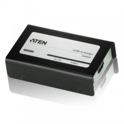 Aten Technologies - VE800AR - Aten VE800AR HDMI Receiver - 1 Output Device - 200 ft Range - 2 x Network (RJ-45) - 1 - Full HD - 1920 x 1080 - Twisted Pair - Category 5e