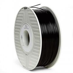 Verbatim / Smartdisk - 55250 - Verbatim PLA 3D Filament 1.75mm 1kg Reel - Black - Black