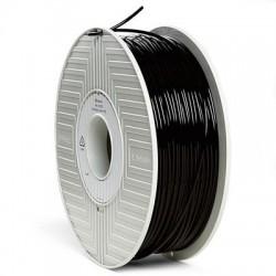 Verbatim / Smartdisk - 55259 - Verbatim PLA 3D Filament 3mm 1kg Reel - Black - Black