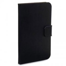 Verbatim / Smartdisk - 98187 - Verbatim Folio Case for Samsung Galaxy Tab 2 7.0 - Graphite - Smudge Resistant Interior - Textured
