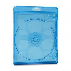Verbatim / Smartdisk - 98603 - Verbatim Blu-Ray DVD Blue Cases - 30pk - Plastic