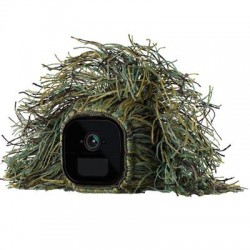 Netgear - VMA4210-10000S - Arlo Go Skins (Set of 2) - Security Camera - Green, Camouflage - Mossy Oak Camouflage - Silicone