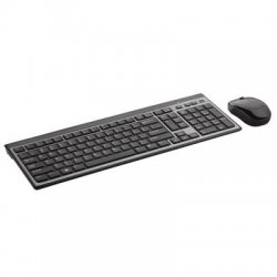 SMK-Link - VP6610 - SMK-Link VP6610 Versapoint Wireless RF Keyboard and Mouse - Keyboard - Wireless Keys - USB - Mouse - Wireless - Optical - USB