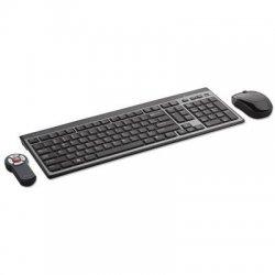 SMK-Link - VP6620 - SMK-Link VersaPoint VP6620 Keyboard & Mouse - USB Wireless RF Keyboard - 104 Key - USB Wireless RF Mouse - Optical - 1000 dpi - 5 Button - Scroll Wheel (PC)