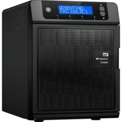 Western Digital - WDBLGT0160KBK-NESN - Wd Sentinel Dx4000 16tb Small Office Storage Server With Complete Data Protectio