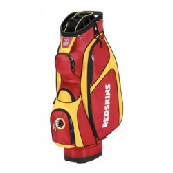 Wilson Sports - WGB9700WS - Wilson Carrying Case for Umbrella, Beverage, Towel, Glove, Ball, Rangefinder, Golf - Weather Resistant - Diamond Ripstop - Washington Redskins - Handle, Carrying Strap