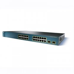Cisco - WS-C3560-24PS-S-RF - Cisco Catalyst 3560 24-Port 10/100 Multilayer Switch - Manageable - 4 Layer Supported