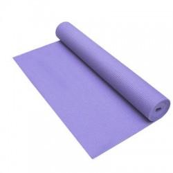 Trimax Sports - WTE10126LV - PurAthletics WTE10126 Yoga Sticky Mat 1/8 - Yoga - 24 Length x 3.50 Width x 68 Diameter - Polyvinyl Chloride (PVC)