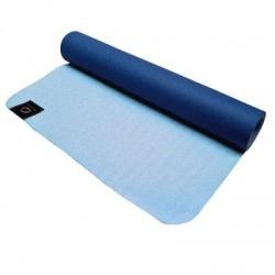 Trimax Sports - WTE10442NB - PurEarth Ekko Yoga Mat 4mm - Yoga - 72 Length x 24 Width x 0.13 Thickness - Rectangle - Thermoplastic Elastomer (TPE) - Navy Blue