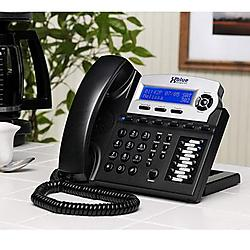 XBlue Networks - XB-2022-28-CH - X16 6 Line Phone Sys 8pk Charc