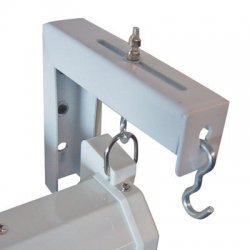 "Elite Screens - ZVMAXLB6-W - Elite Screens 6"" L Bracket - White"
