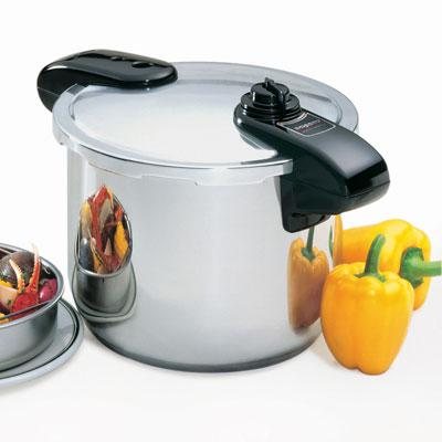 Presto - 01370 - Presto 01370 Steel Pressure Cooker 8qt Deluxe at Sears.com