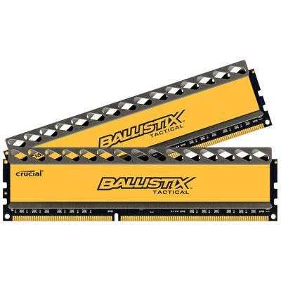 Crucial Technology - BLT2KIT4G3D1608DT1TX0 - Memory BLT2KIT4G3D1608DT1TX0 8GB DDR3 1600 Ballistix 2x4GB Retail at Sears.com