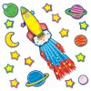 Carson-Dellosa - CD-110142 - Rocket 3-D Bulletin Board Set