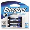 Eveready - EL2CR5BP - Lithium Photo Battery, 2CR5, 6V
