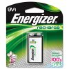 Eveready - NH22NBP - 9V Rechargeable Batteries, 1/pk.