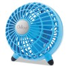 "Honeywell - GF3T - Chillout USB/AC Adapter Personal Fan, Teal, 6""Diameter, 1 Speed"