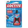 Loctite / Henkel - 1647358 - Liquid Super Glue, Clear, 0.14oz, 1/ea