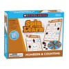 Scholastic - 9780545402255 - Spin to Learn, Numbers and Counting, Ages 4 to 7