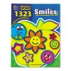 Teacher Created Resources - 4223 - Sticker Book, Smiles, 1, 323/Pack